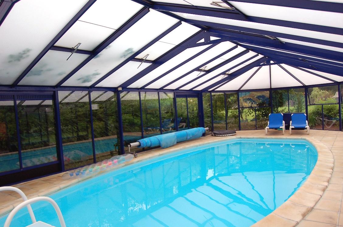 Zwembad overkappingen for Zwembad overkapping